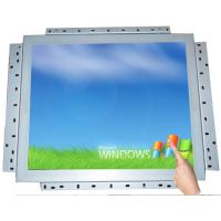 Universal Open Frame Touch Screen 19 LCD Monitor With Audio Video Input Manufactures