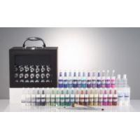 Lasting Semi-Tattoo, Deluxe Kit, 32 Colors Manufactures