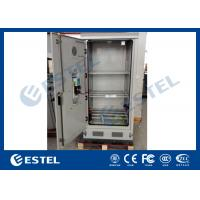 Heat Insulation PEF Battery Storage Cabinet Outdoor Rack Enclosure 3 Shelves Cooling Manufactures