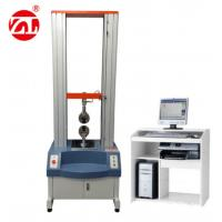 Computer Servo Universal Testing Machine 20KN To Test The Tensile , Tear , Bending Shear In Industry Manufactures
