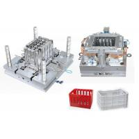 China Plastic Storage Basket Home Appliance Injection Mold on sale