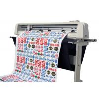 Convenient Vinyl Cutting Plotter Simple Installation Long Length Tracking Manufactures