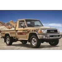 Plastic Wheel Arch Flares / Toyota Land Cruiser Fender Flares FJ75 FJ79 4x4 Accessories Manufactures