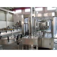 12000 B/h Auto and High Speed  Water Bottle Filling Machine Can / Glass Bottle Purified Manufactures