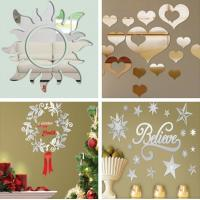 Decorative Clear Acrylic Sheet Mirrored Acrylic Sheets For Home OEM / ODM