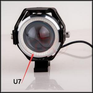 Motorcycle universal headlight U7 headlamp U7 head light angle eye U7 headlight Manufactures