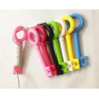 China Cute Silicone Cable Winder Cable Manager with eco-friendly silicone on sale