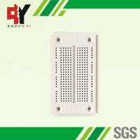 SYB-46 White 270pts 90 x 52 x 8.5mm Solderless Breadboard Test Develop DIY Manufactures