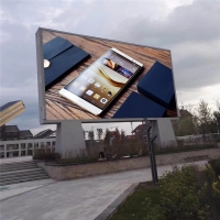 China 6500nits 960*960mm Full Color Outdoor P4 Led Panel Displays on sale