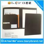 A4 PU leather Portfolio file folder ,A4 PVC document folder,credit card folder Manufactures
