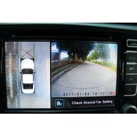 Sony 225 Cameras Bird View Parking System for Cars , HD Round View Images Manufactures