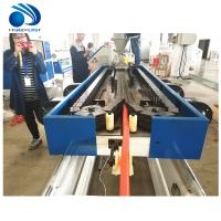 Corrugated Pipe Making machine line/ Garden hose making machine line Manufactures