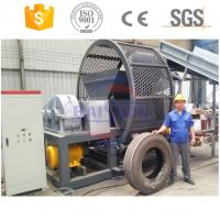 Waste Tire Recycling Production Line / Scrap Rubber Powder Production Line Manufactures