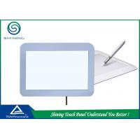 Transparent Four Wire Office Touch Screen 6 Inch , Capacitive Touch Pad Manufactures