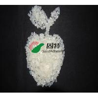 China Yellow Granule corrugated carton EVA Based Hot Melt Adhesive Pellets For Straw Carton Sealing SGS Approved on sale