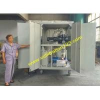 Buy cheap transformer oil recycling system,Dielectric Oil Regeneration Plant, Insulation from wholesalers