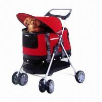 Fashionable Mutifunction Deluxe 3-in-1 Pet Stroller, Machine Washable Manufactures