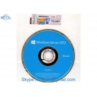 China 5 CALS Windows Server 2012 Essentials , Windows Server 2012 Versions Retail Box 32 Bit / 64 Bit P73 - 06165 on sale