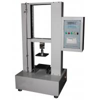 China Paper  Board / Paper Testing Equipments , Compression Strength Tester on sale