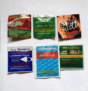 La Pepa Negra penis enlargement pills factory price Manufactures
