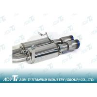 Dia 76mm Welding Titanium Pipe Auto Accessories Down Pipe ASTM B862 Manufactures