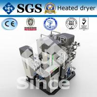 Heated Regenerative Desiccant Dryers / Carbon Steel Desiccant Air Dryers Manufactures