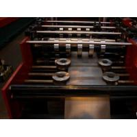 China High Quality Thickness 4mm C & Z Purlin Automated Changeable Roll Forming Machine  With 17 Forming Stations Manufactures