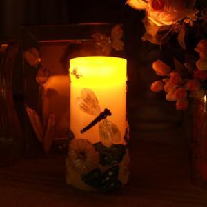 China wedding decoration Battery operated LED candles timer,Battery operated LED candles on sale