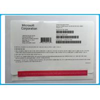 China Korean Version Microsoft Windows 10 Pro Software 64 bit OEM Package original License on sale