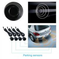 China Wireless rearview mirror parking sensors car 4 sensors parking assist system back up sensor distant and alert on sale