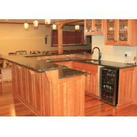 Quality Natural Marble Eased Edges Custom Bar Countertops For Home Kitchen for sale