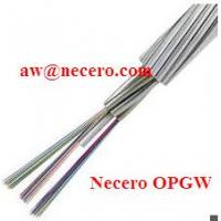 China OPGW optic fiber cable on sale