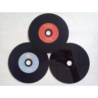 OEM Professional 650MB, 700MB Black Vinyl PC VCD 52X CD Replication Services Manufactures