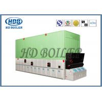 Fire Tube Chain Grate Thermal Oil Boiler With Coal Fired / Biomass Fired for sale