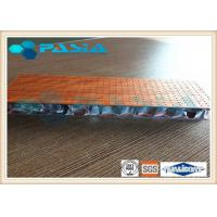 Buy cheap High Pressure Laminates Aluminum Honeycomb Sandwich Panel For Booth Panel from wholesalers