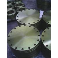 CLASS 600 CARBON STEEL FORGED BLIND FLANGE Manufactures