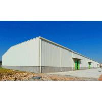 China Metal Storage Buildings Warehouse / Prefab Structural Steel Frame Buildings on sale