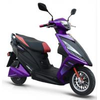 Battery Powered Moped Two Wheeler Scooter 45km/h Speed Hydraulic Shock Absorber Manufactures