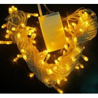 China Hot sale 120v yellow connectable fairy string lights 10m shenzhen factory on sale