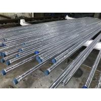 China SUS304 Sanitary Stainless Steel Seamless Tube Outside And Inside Polished on sale