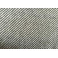 Buy cheap Various Types Certified Wool Striped Fabric Wool Mix Fabric OEM Welcome from wholesalers