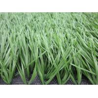 Durable Soccer / Football Artificial Grass For Professional Sport Ground Manufactures