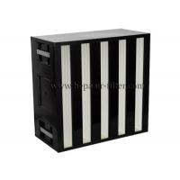 Electrostatic Hepa Box Air Filter Air Filtration , High Capacity Air Dust Filter Manufactures