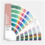 GG1507A Graphics Pantone Matching System Metallics Guide For Packaging / Logos / Branding Manufactures