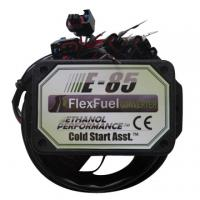 E85 CONVERSION KIT ETHANOL KIT FLEX FUEL CONVERSION KIT WITH COLD START ASST., DELPHI 4CYL Manufactures