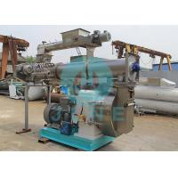 Industrial Cattle Feed Manufacturing Machine / Cattle Cow Feed Making Machine Manufactures