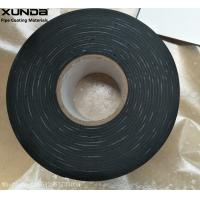 China Black / Yellow Steel Pipes Coating Materials , Pipe Wrapping Coating Material on sale