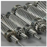 Non - Specular Finish Aluminum Stranded Conductor For Overhead Transmission Lines Manufactures