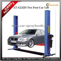 China AT-G232D 2.2kw Two post hydraulic lifts for cars , Double Column Cylinder Lift 1ph / 3ph on sale