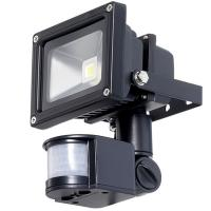 Outside Led Floodlight  with PIR Motion Sensor , Industrial Flood Lights Manufactures